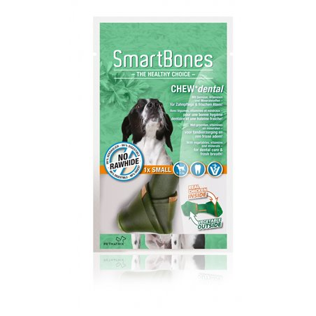 SmartBones Dental Chews Small 1 stuk